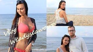 Vlog wakacyjny Władysławowo :))