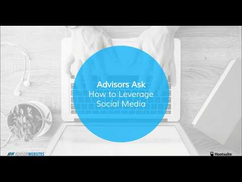 [Advisors Ask]: Featuring Amy Mcllwain from Hootsuite, How to Leverage Social Media