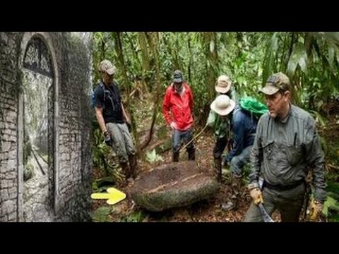 scientist found a secret ancient city hidden in the Honduran Rain Forest