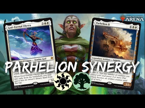 MTG Arena - WAR BO3 Mythic Ranked - Bant Control - YouTube