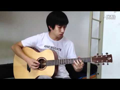 ♥ Mr Finger  Melody of the Night 5 Guitar   Wenwen