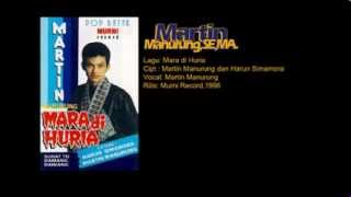 Mara di Huria - Martin Manurung, 1996 - Pop Batak with text