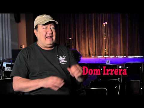 Interview with Dom Irrera