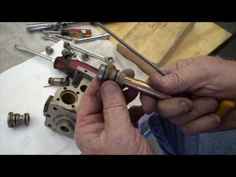 RotorWay Turbine Engine FCU Disassembly
