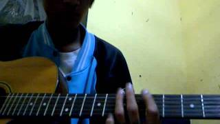 Last Kiss for avelin   sesak dalam gelap accoustic lead versi chunad