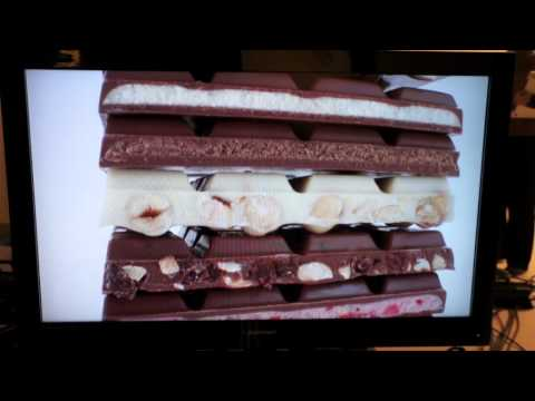 100 Jahre RITTER SPORT - Making Of TV Produktion