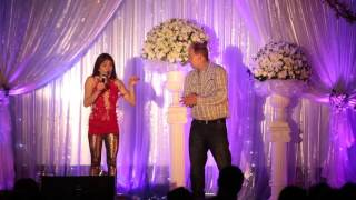 Melai sings Waray Waray with Australian man