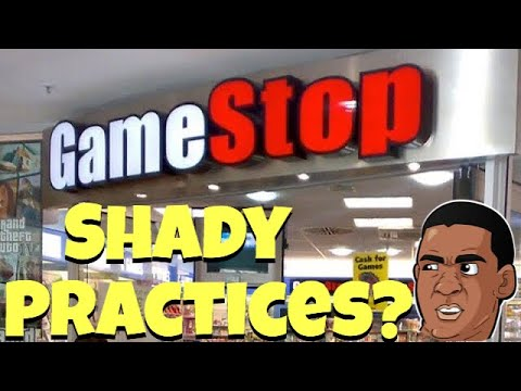 Gamestops Shady Practices