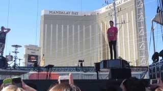 Twenty One Pilots - Guns For Hands (iHeartRadio Music Festival 2013 - The Village, Las Vegas)