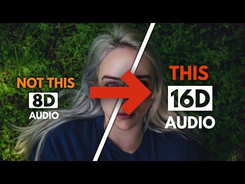 Billie Eilish - My Boy (16D Audio)