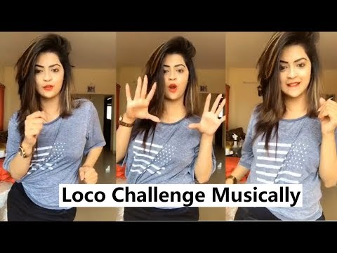 Loco Challenge Musically 2018 | Funny Dance