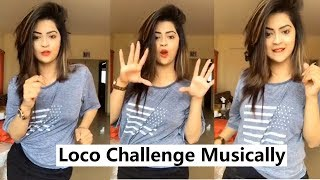 Loco Challenge Musically 2018 Funny Dance
