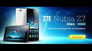 Reviews on ZTE Nubia Z7 Mini 4G LTE Android 4.4 RAM 2GB ROM 16GB