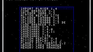 GameShark PSX All Version - [ PSX Hacker Kit beta 8_19in1 + Tutorial ]