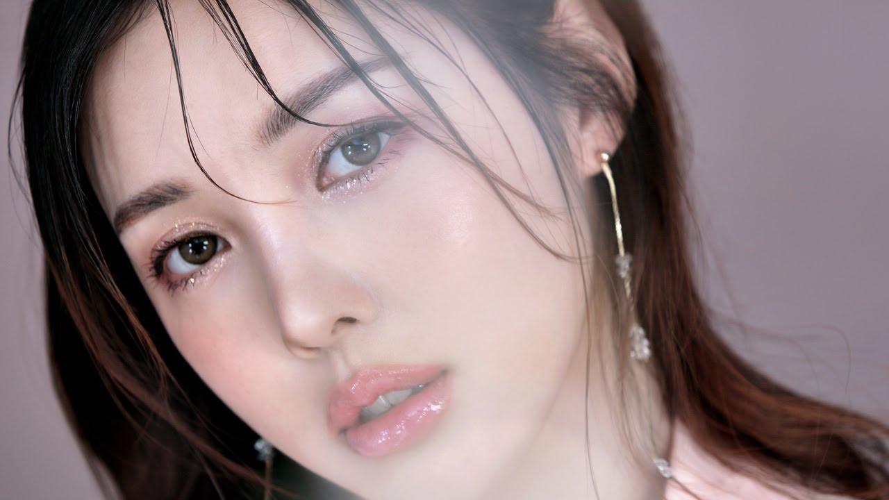 ✨초여름 햇살을 머금은 글리터 메이크업 (with Eng sub) Early summer glitter makeup!