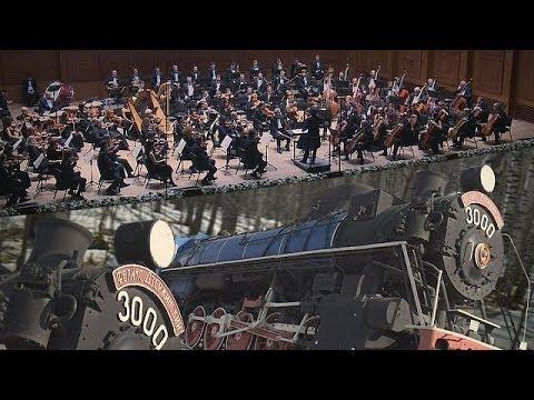 Repin's orchestral odyssey in Siberia - musica