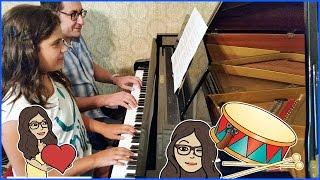 Tamburino cinese - Vincenzo Billi (Pianoforte a quattro mani)