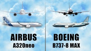 Which is better ?  Airbus A320 neo  or Boeing 737-8 max.