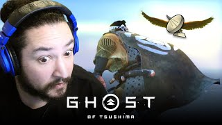 [ 10 ]  THEY HAVE UAVs NOW • GHOST OF TSUSHIMA: HARD DIFFICULTY