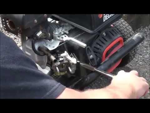 HOW TO REPAIR a PRESSURE WASHER HOMELITE / HONDA CARBURETOR problems carb repair and cleaning