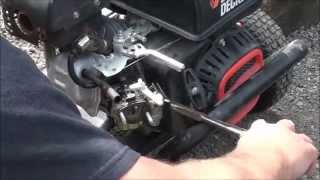 HOW TO REPAIR a PRESSURE WASHER  HOMELITE / HONDA CARBURETOR problems carb repair and cleaning