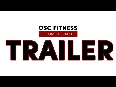 OSC Fitness Trailer