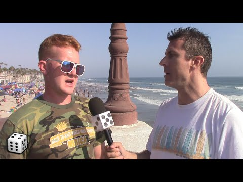 Thumbnail: Mount Rushmore: What Country is it Located in? FAILs! - Man on the Street with Mark Dice
