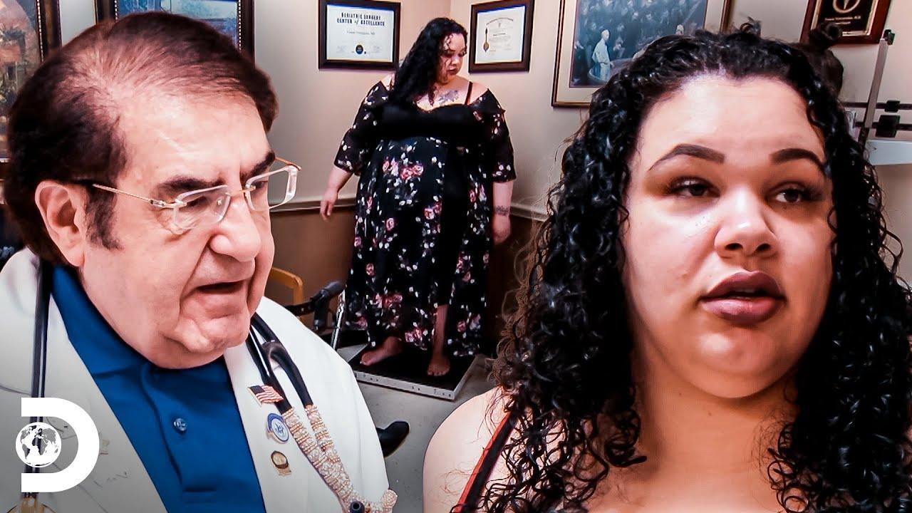 Download Ashley contradice al Dr. Nowzaradan sobre su sobrepeso   Kilos Mortales   Discovery Latinoamérica
