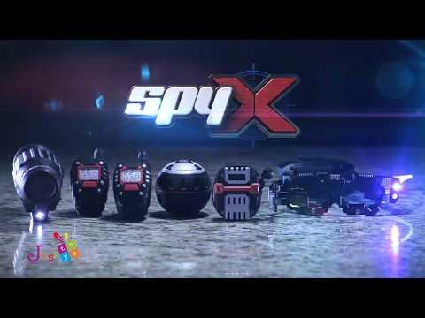 Spy X Micro Set ζώνη για κατασκόπους