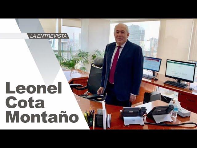 La Entrevista: Leonel Cota Montaño, Secretario Ejecutivo del Sistema Nacional de Seguridad Pública