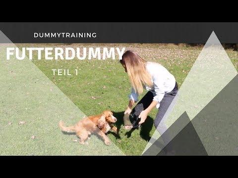 Futterdummy - so geht's (Teil 1)