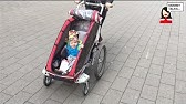 f2047f8d497 How to install an Infant Sling into your Thule Chariot CX stroller ...