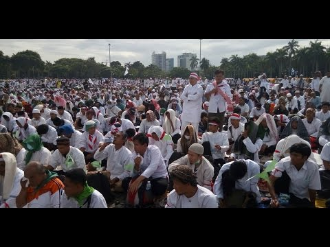 #212Rally: Jakarta this afternoon