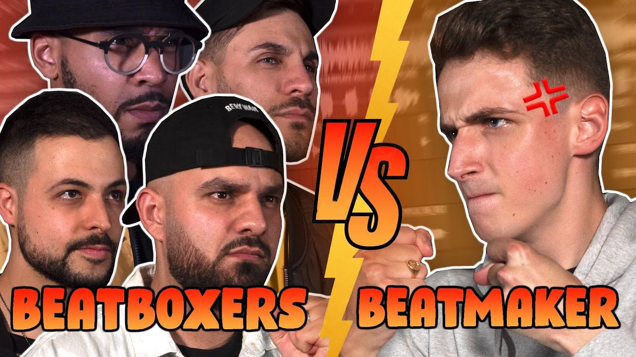 BEATBOXERS VS BEATMAKER (ft. @Berywam)