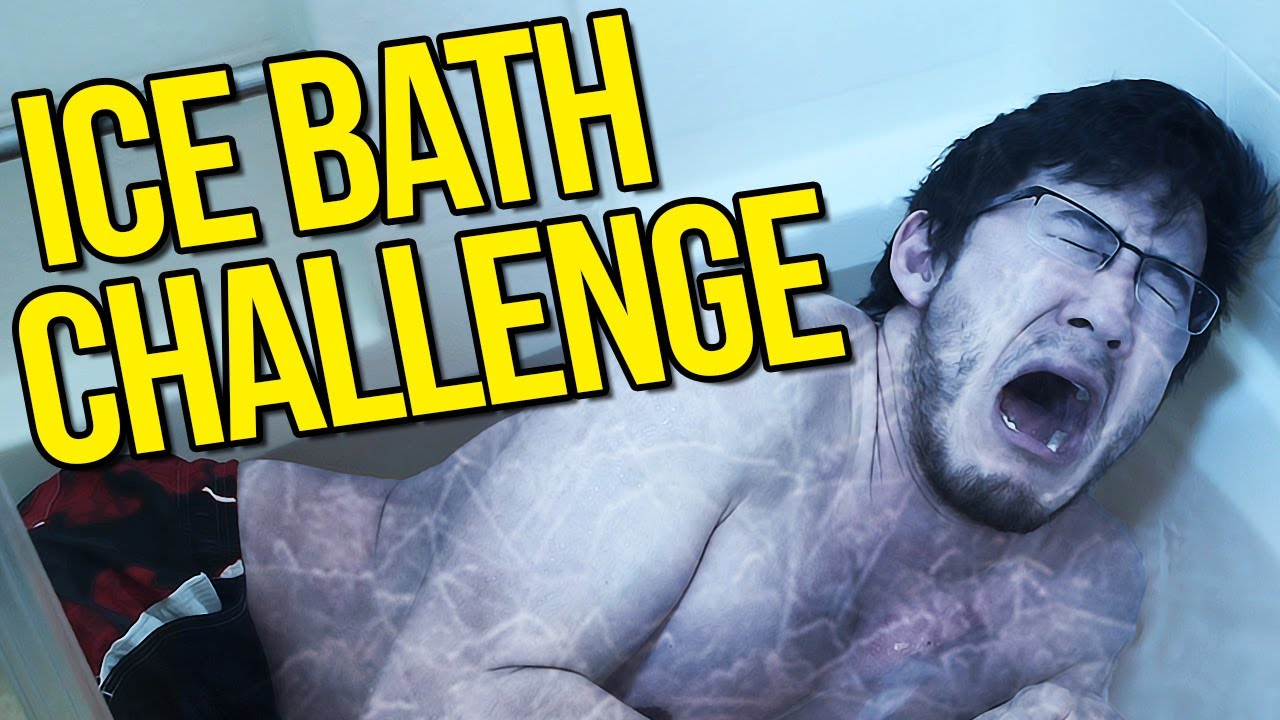 Impossible Let S Play Ice Bath Challenge Youtube