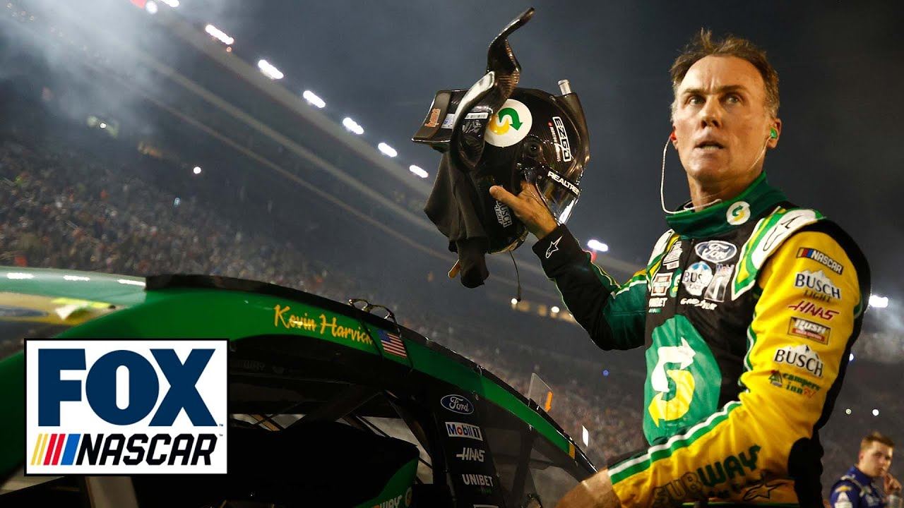 Download RaceHub breaks down the Harvick-Elliott feud post-race at Bristol | NASCAR ON FOX