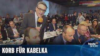 Friedrich Merz hat keinen Bock auf Ralf Kabelka | heute-show vom 29.11.2019