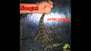 Kongas Africanism  Gimme Some Loving 1977