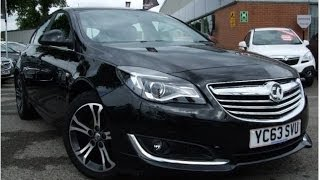 2013 Vauxhall Insignia Limited Edition CDTi 130
