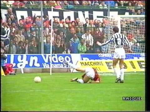 Milan - Juventus 3-2 (5-11-1989)