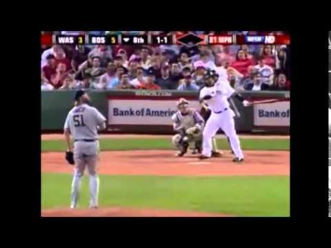 "Manny ""Magic Stick"" Ramirez home run montage"