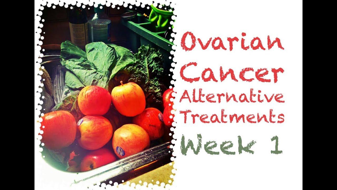 Cancer herbal liver treatment - Ovarian Cancer Alternative Treatments Week 1