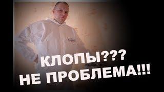 видео Как бороться с клопами в квартире и в своем доме