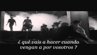 bob marley- bad boys (subtitulos en español)