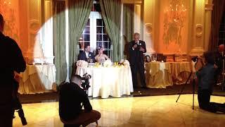 Bills Wedding  Speech