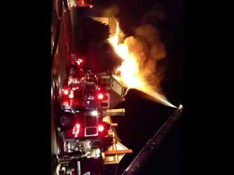 Heath / Rockwall  house fire read description