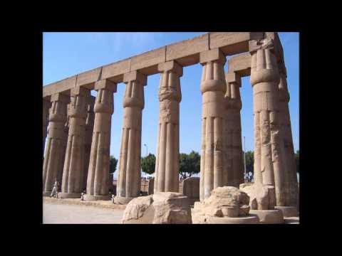 Arquitectura egipcia youtube for Arquitectura egipcia