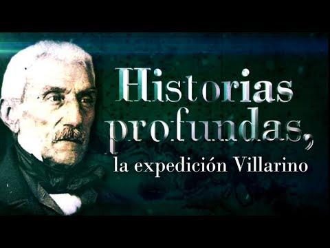 Historias profundas: Expedición Villarino
