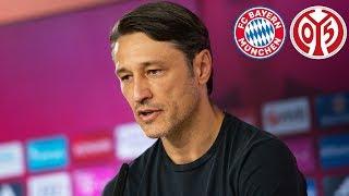Niko Kovač über den Sieg gegen Mainz, Thomas Müller und die Champions-League-Auslosung