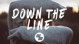 Anki - Down The Line (Lyrics) feat. Trove